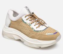 66167B Sneaker in braun