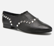 CHARLY Slipper in schwarz