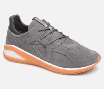 Solianze Suede FG2 Sneaker in grau