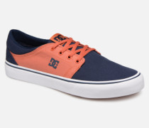 Trase Tx Sneaker in orange