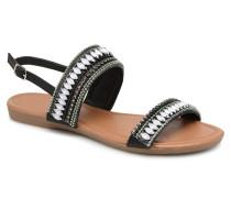 64206 Sandalen in schwarz