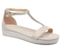63562 Sandalen in weiß