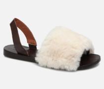209 Sandalen in braun