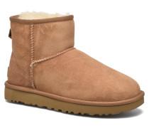 W Classic Mini II Stiefeletten & Boots in braun