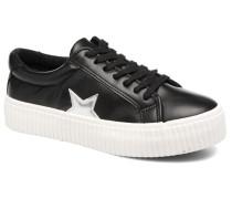 Cherry Sneaker in schwarz
