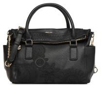 DARK AMBER LOVERTY Handtasche in schwarz