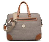 Porte Ordinateur Evasion Laptoptasche in grau