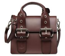 Alex Medium Handbag Handtasche in weinrot