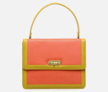 Louise Emma Handtasche in orange
