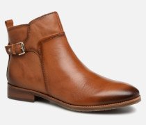 Royal W4D8760 Stiefeletten & Boots in braun