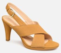 DALIA LOTUS Sandalen in gelb