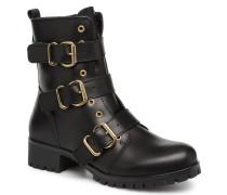 390504E6L Stiefeletten & Boots in schwarz