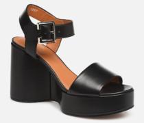 Altesse Sandalen in schwarz