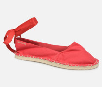 Origine Slim Espadrilles in rot
