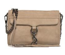 Mini MAC Handtasche in grau