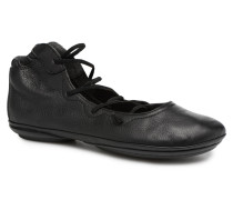 Right Nina 4 Ballerinas in schwarz