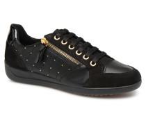 D MYRIA B D8468 Sneaker in schwarz
