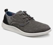 Statut 2.0 Pexton Sneaker in schwarz