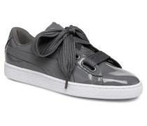 Basket Heart Patent Wn's Sneaker in grau