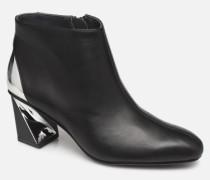 Twist Flow Bootie Stiefeletten & Boots in schwarz
