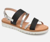 51089 Sandalen in schwarz