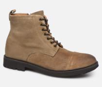 Porter Boot Suede Stiefeletten & Boots in braun