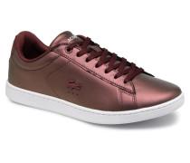 Carnaby Evo 318 5 Sneaker in weinrot