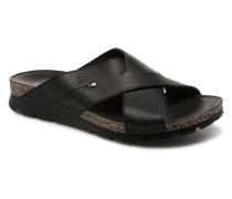 Salman Sandalen in schwarz