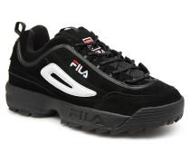 Disruptor S Low Sneaker in schwarz