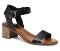 Volou Sandalen in schwarz