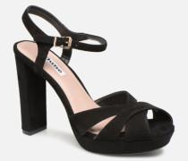 MAGGIE Sandalen in schwarz