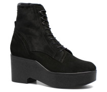 Clergerie - Damen - Xupn - Stiefeletten & Boots - schwarz e1fpYY071