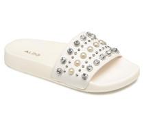 SIRNA Clogs & Pantoletten in weiß
