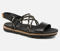 Torpeda Sandal II Sandalen in schwarz