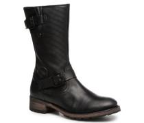 Dina Stiefel in schwarz