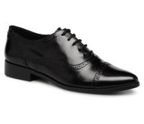 Taperfo Schnürschuhe in schwarz