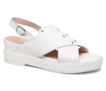 STELLA L Sandalen in weiß