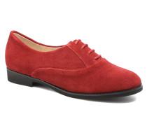 Amou Schnürschuhe in rot