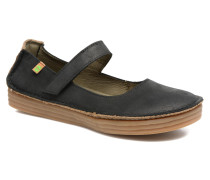 Ricefied N5041 Ballerinas in schwarz