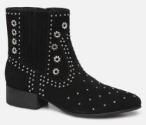 D PEYTHON LOW Stiefeletten & Boots in schwarz