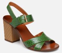 Hael Sandalen in grün