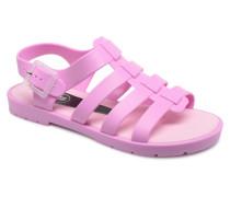 Kibeach Sandale Sandalen in rosa