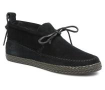 W Woodlyn Moc Stiefeletten & Boots in schwarz
