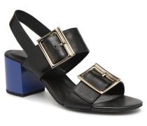 Gloire Sandalen in schwarz