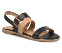 Decorbe Sandalen in schwarz