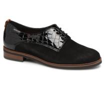 Poppy Schnürschuhe in schwarz