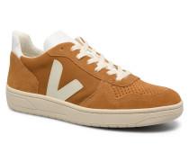 V10 Sneaker in braun