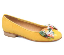 Eleonore Ballerinas in gelb