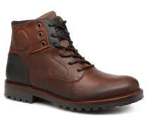 Weird Stiefeletten & Boots in braun