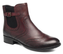 Carlla R6470 Stiefeletten & Boots in weinrot